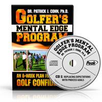 Golfers Mental Edge CD